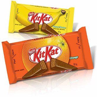 Kit Kat Packaging